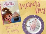 Paint Me A Story: My Little Cupcake