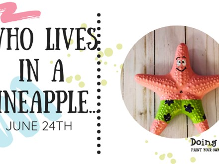 Who Lives in a Pineapple... Summer Camp