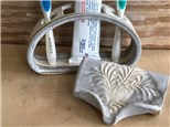 FRIDAY 03/27/20 Clay Class. Toothbrush holder OR soap dish $19.99+tax, set of 2 $35+tax(save $5)