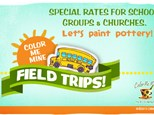 Field Trip for Non-profit Groups - standard option