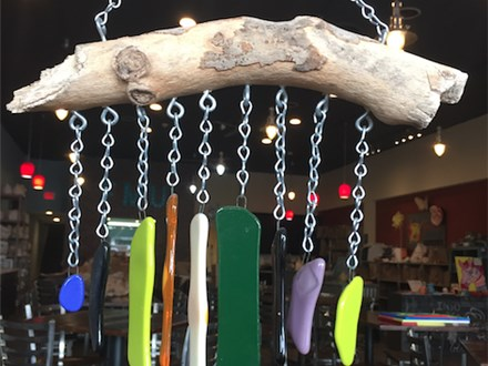 Glass Wind Chime Night! Friday, June 9th 7-9p