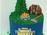 Parent/Child Fortnite Inspired Cake Class