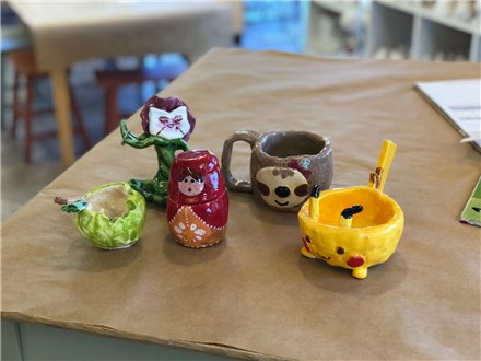 Open Clay - 04.17.18 - 4:00 PM Session