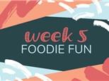 Summer Camp Week 5: FOODIE FUN (July 1st - 5th)