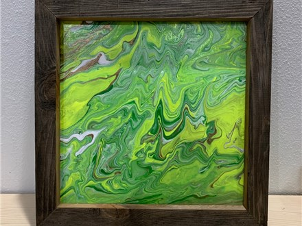 Acrylic Pouring Workshop
