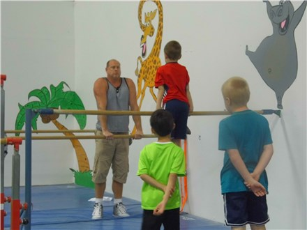 All Day Camp for Boys & Girls at Northshore Gymnastics