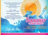 KIDS SUMMER WORKSHOPS - GREAT OUTDOORS - JULY 7, 8, 9, 10
