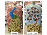 tall mantle vase