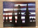 USA Frederick Painting