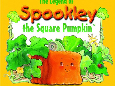 Mommy & Me Story Time: The Legend of Spookley the Square Pumpkin! (AM Class)