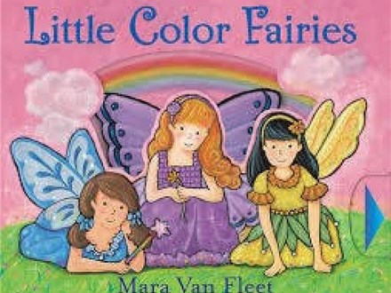 Story Time Art - Little Color Fairies - Evening Session - 04.17.17