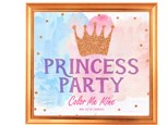 Princess Party- Color Me Mine of Ridgewood