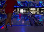 VIP Glow Bowling & Party Room Package - base pkg 18 bowlers