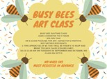 Busy Bee: Characters
