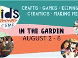 Summer Camp: In the Garden - August 2-6