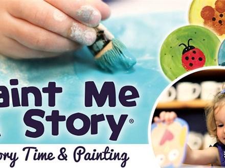 Paint Me a Story - Dec. 18