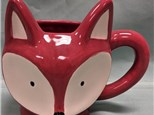 Art Club: Fox Mug