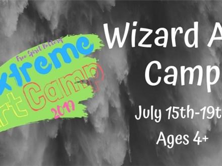 Wizard Art Camp