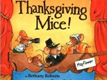 Story Time Art - Thanksgiving Mice - Evening Session - 11.20.17