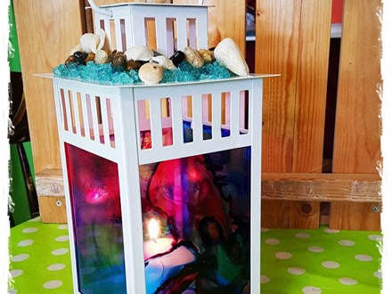 Lantern Project - Saturday August 4th and Friday August 23rd