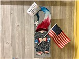 You Had Me at Merlot - Patriotic Gnome - June 26th
