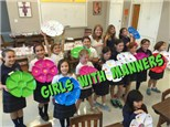 LITHIA (K-5th): Girls with Manners-Oct. 25, 2018