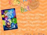 """Kids Night Out - """"Inside Out"""""""