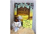 Paint Me a Story - Fall Friends - Oct. 1st @ 10:30 am