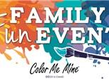 Family Fun Event - March 15, 2020