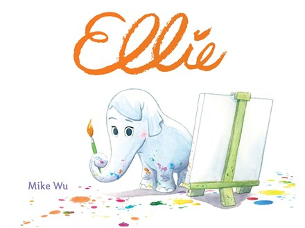 "Read and Paint at COZYMELTS ""Ellie"""