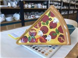 Snack Attack - Pizza Plate!