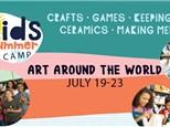 Summer Camp: Art Around the World - July 19-23