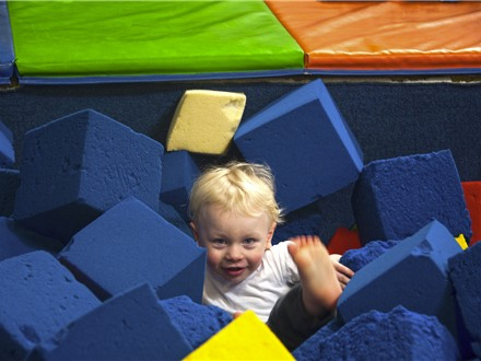 NW Aerials - Extra Gym Party Package Gymnastics, Trampoline, & Dance (Non Structured)