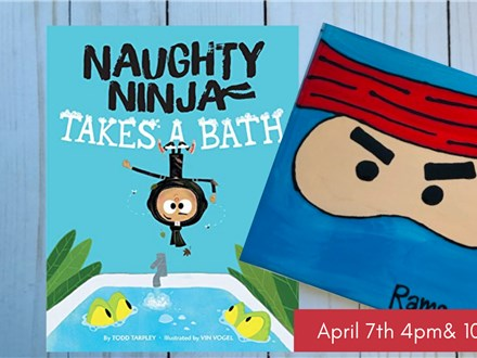 Storytime - Naughty Ninja