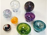 glassblowing at glassybaby madrona