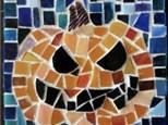 Pumpkin Mosaic Class