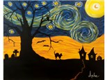 Spooky Starry Night - Fri. Oct. 13 at 7pm