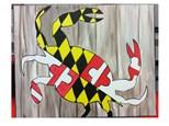 Paint n Sip: MD Crab