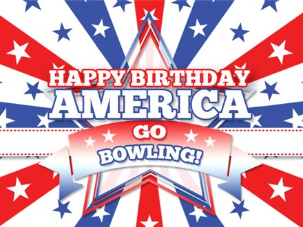 Celebrate America Family Glow Party