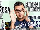 Joe DeRosa - June 8th and 9th - Muskegon