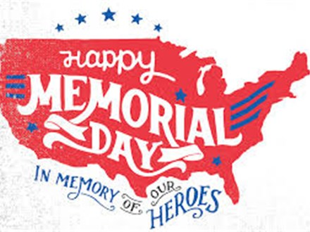 MEMORIAL DAY  WE ARE OPEN TODAY - STOP IN FOR SPECIALS