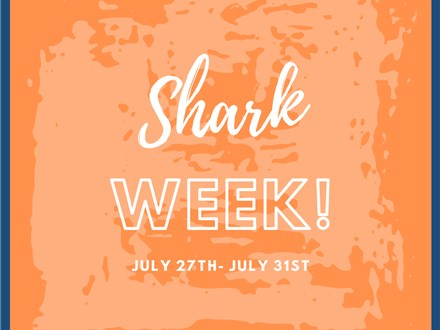 Shark Week Virtual Kid Camp at Cafe Monet: Austin