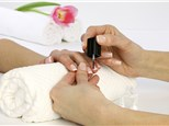 Manicure and Pedicure: L T Nails & Spa