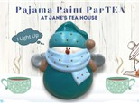 Pajama Paint ParTEA for Adults - December 15th