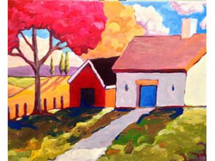 Paint & Sip - Red Barn - Nov. 16 - 7:30 PM