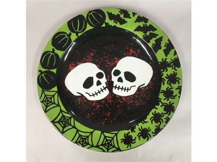 Friends, Feast, Masterpiece - Skulls 10/04