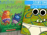 Storytime - Monsters Love Underpants