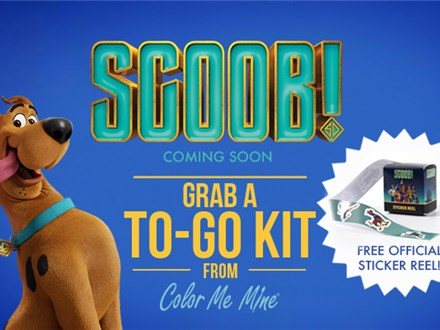 Scoob To-Go Kit! - May, 29th