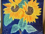 Sunflower Plate Adult Class July 26th