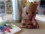 Family Clay - Groot Clay Planter/Holder - 08.11.18